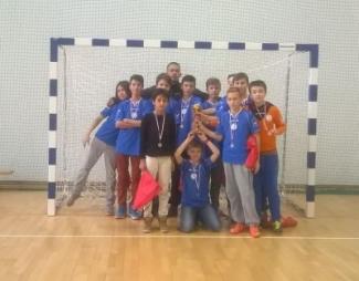 Turniej w piłce ręcznej 2015/2016-3